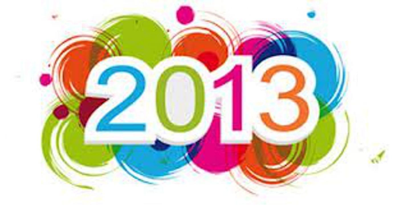 Happy New Year – Blwyddyn Newydd Dda