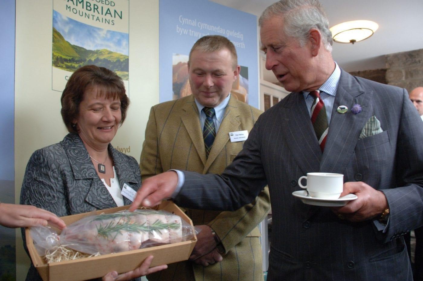 (English) Meeting Prince Charles