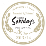 saw days pub award