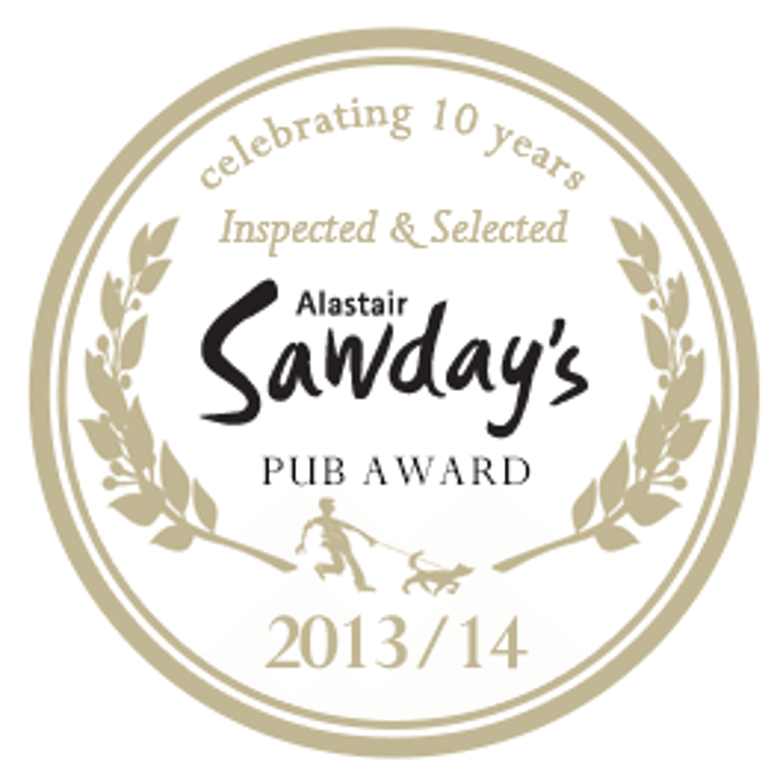 (English) Y Ffarmers awarded Sawday's Community Pub Award