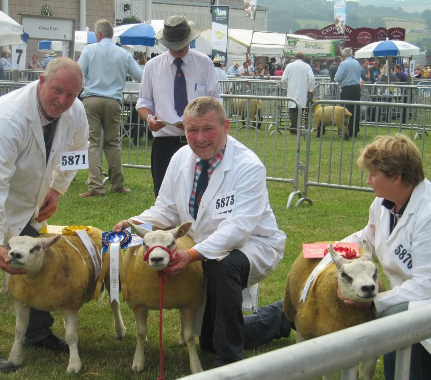 Success at the Royal Welsh Show