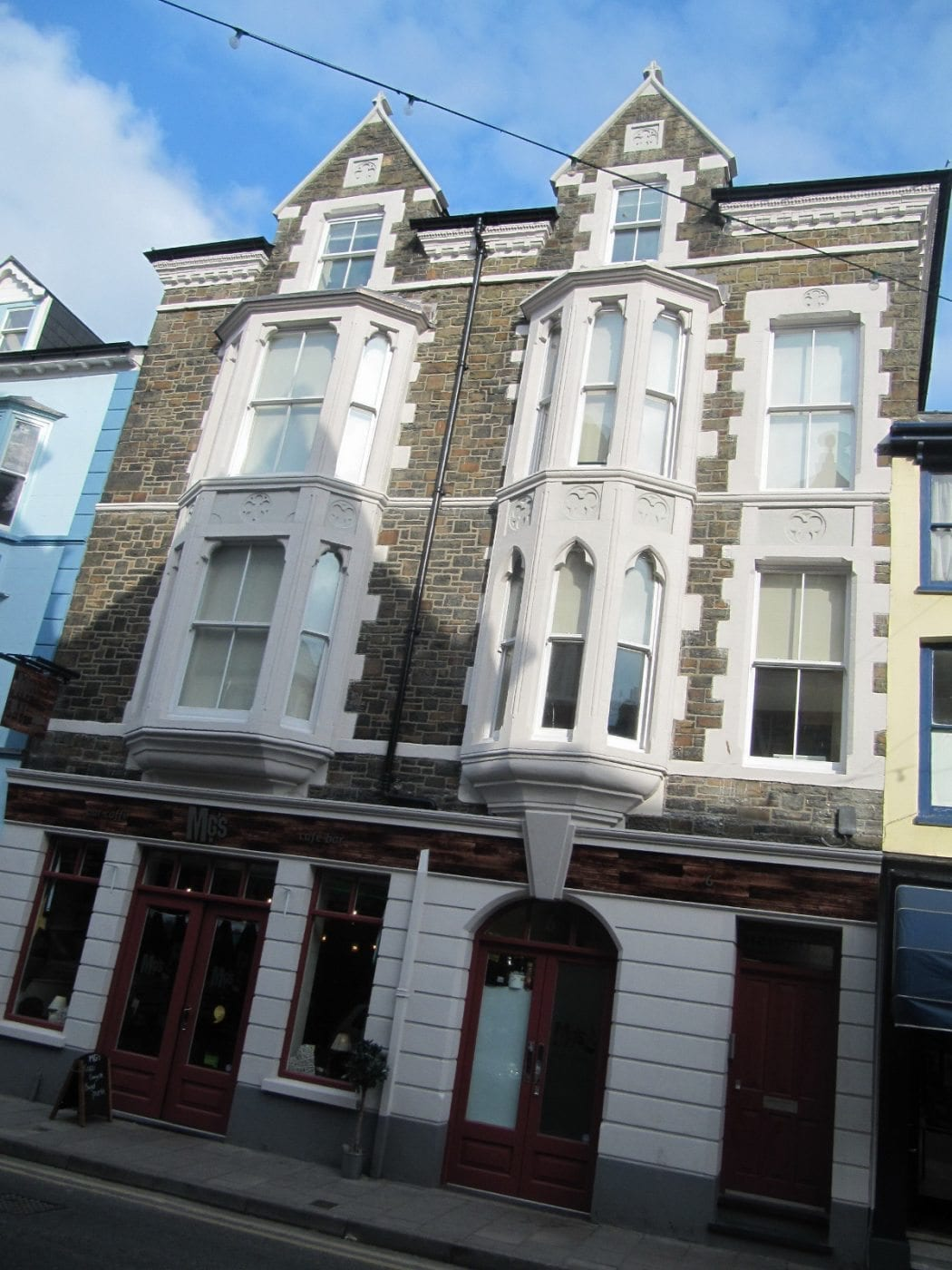 Aberystwyth Town Centre Flat to rent