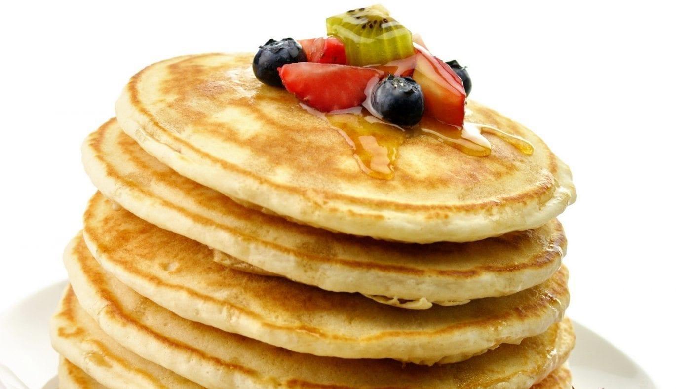 Pancake Day Blunder