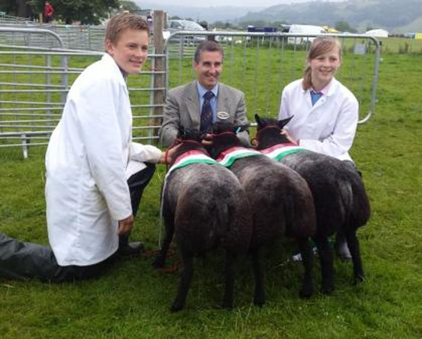 Interbreed Group of Three Championship
