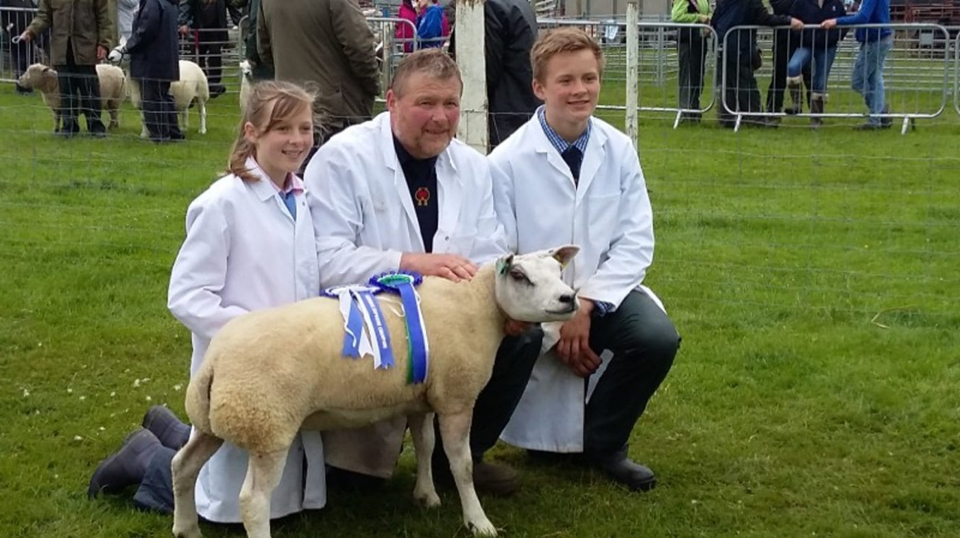 Success at Aberystwyth Show