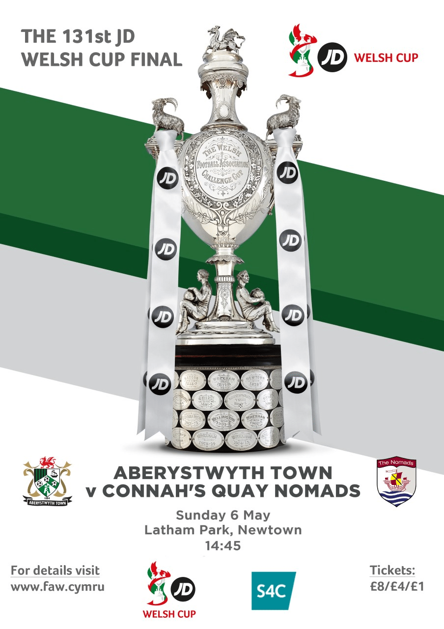Aber Town FC in Welsh Cup final